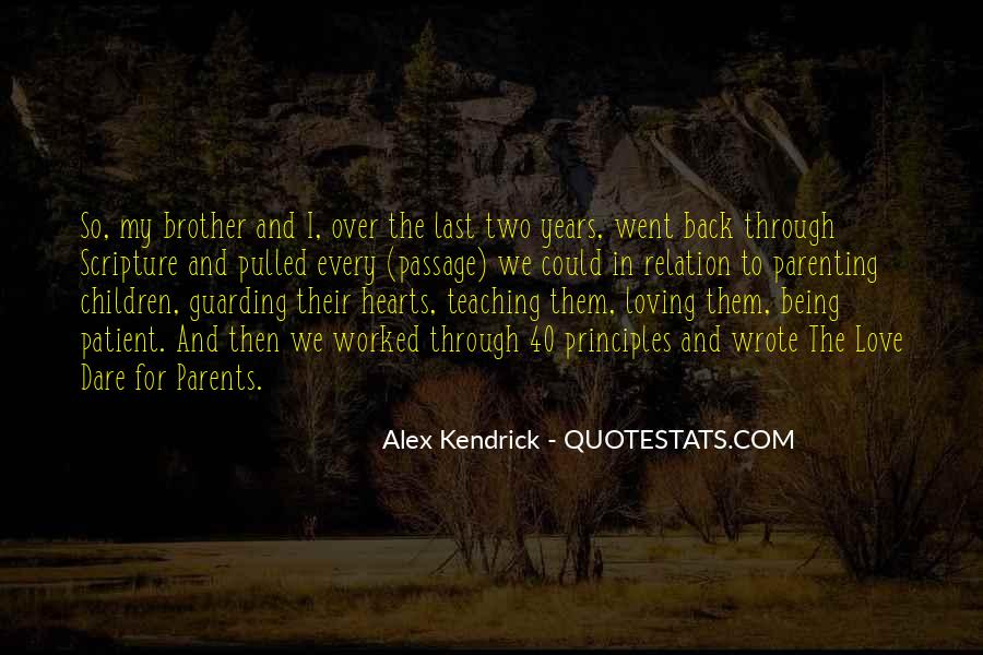 Quotes About Love To Parents #115464
