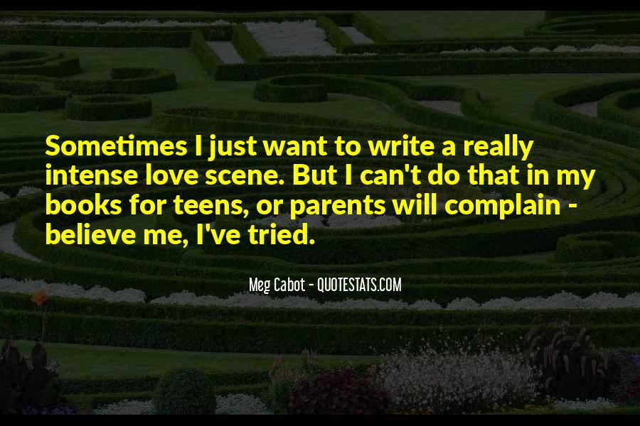 Quotes About Love To Parents #14720