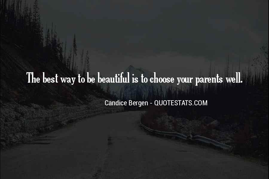 Quotes About Love To Parents #229979