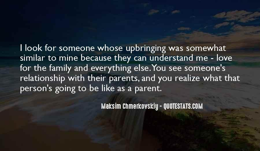 Quotes About Love To Parents #253841