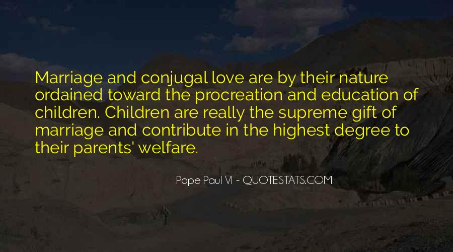 Quotes About Love To Parents #277942