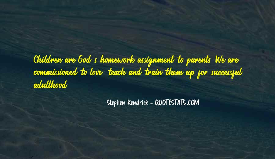 Quotes About Love To Parents #325714