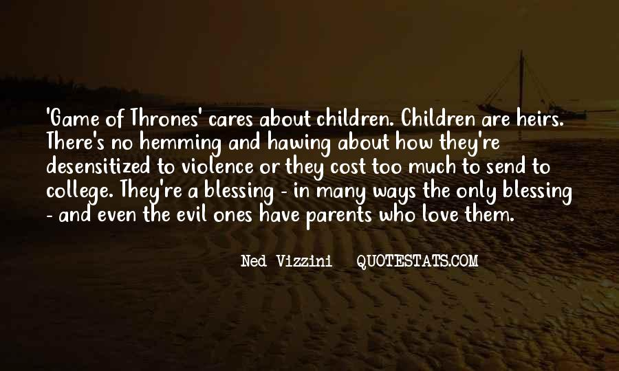 Quotes About Love To Parents #352617