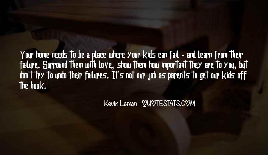 Quotes About Love To Parents #437643