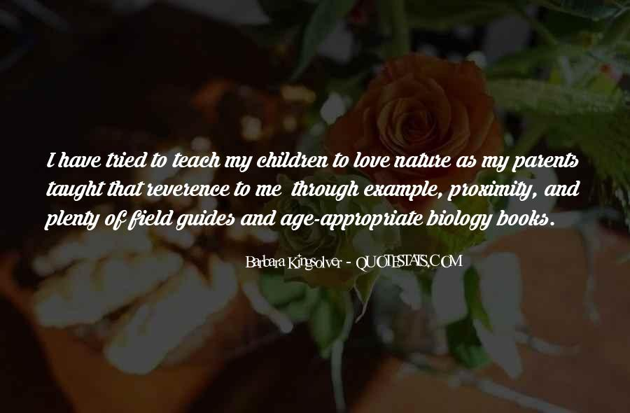Quotes About Love To Parents #469883