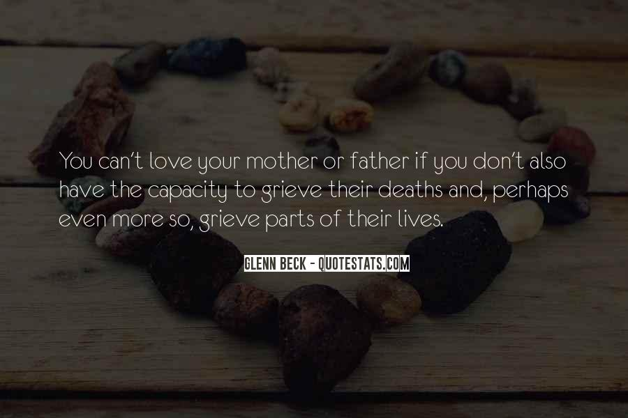 Quotes About Love To Parents #490387