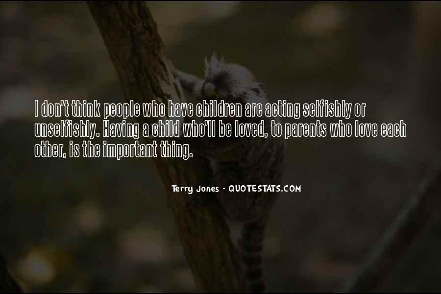 Quotes About Love To Parents #68893