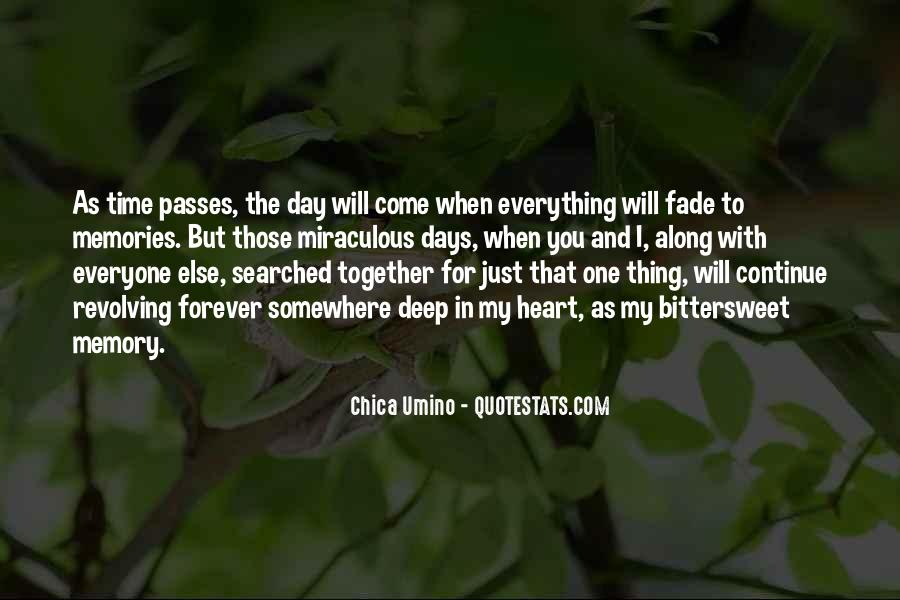 Quotes About Time Passes #167962