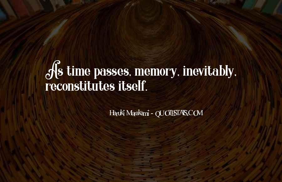 Quotes About Time Passes #298802