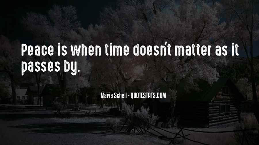 Quotes About Time Passes #317354