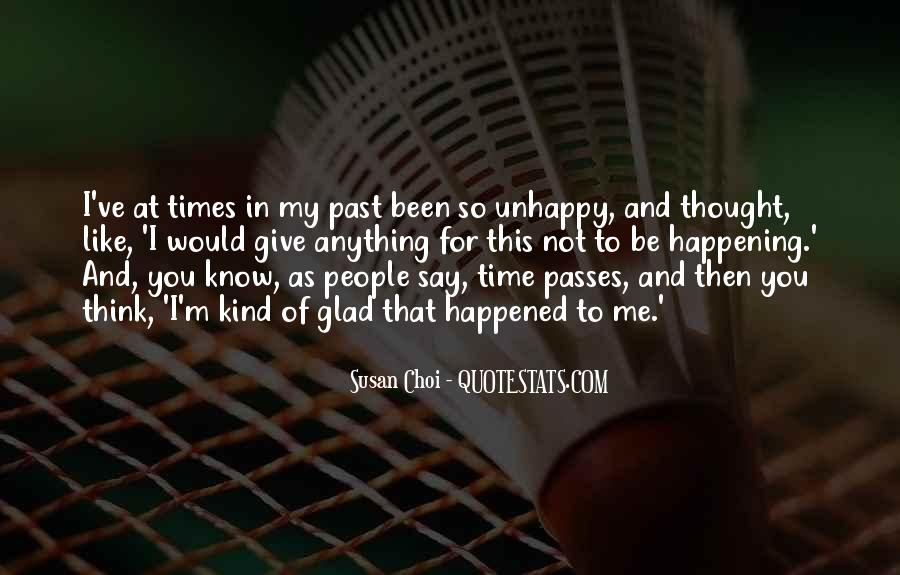 Quotes About Time Passes #370546