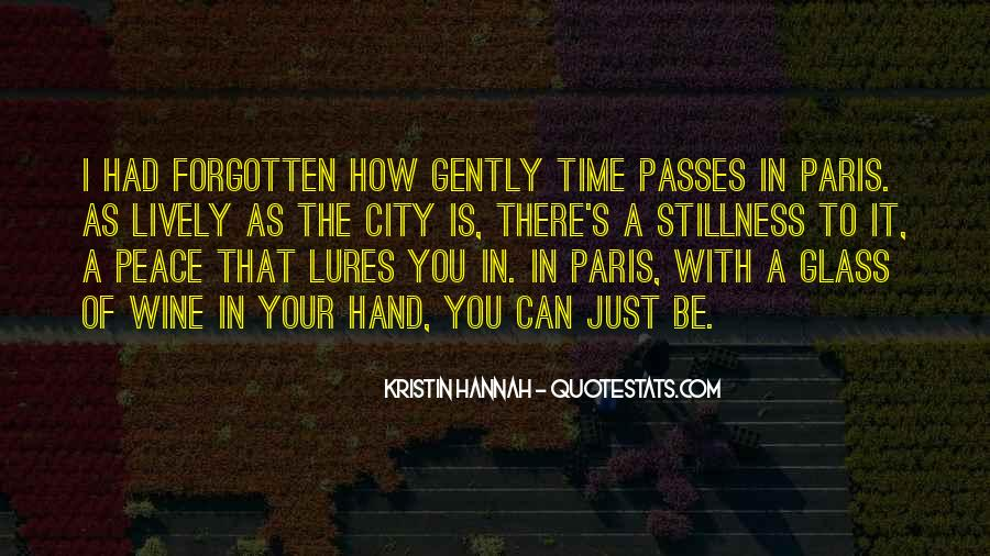 Quotes About Time Passes #413797