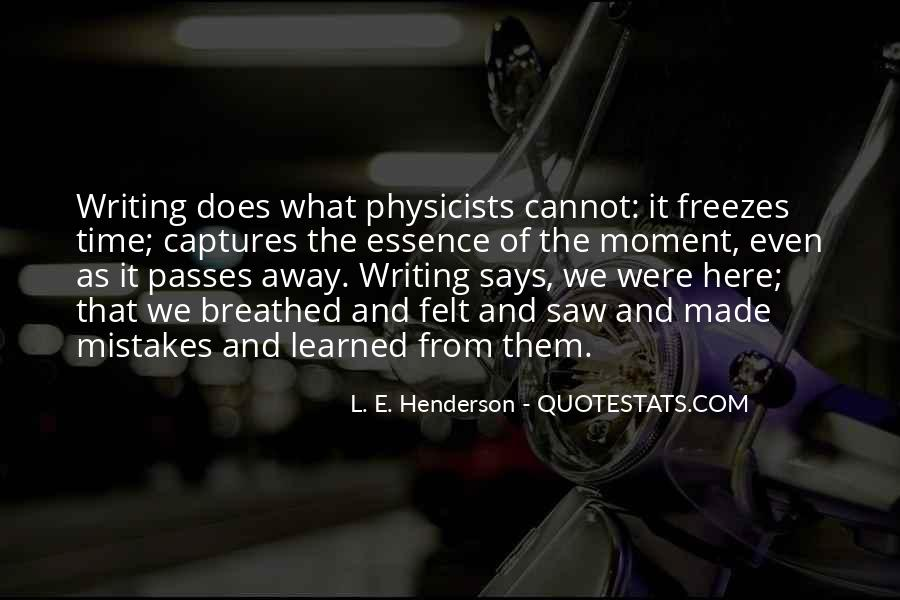 Quotes About Time Passes #413904