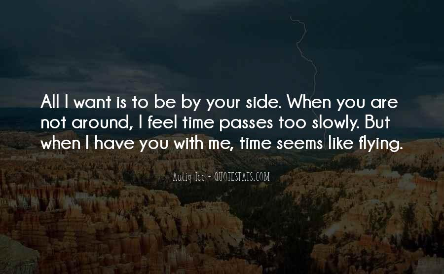 Quotes About Time Passes #442826