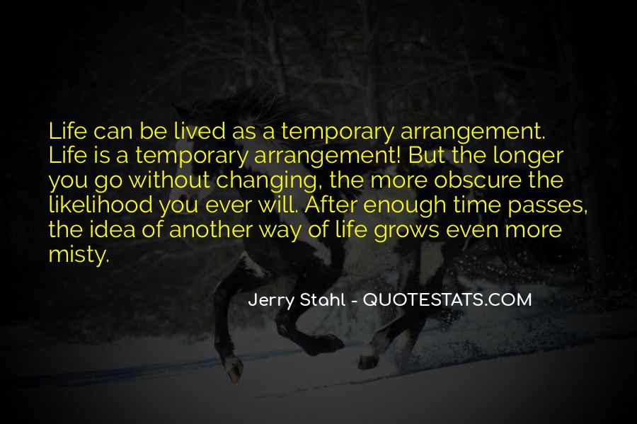 Quotes About Time Passes #510061