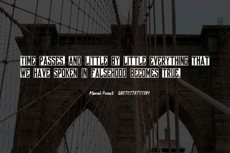 Quotes About Time Passes #567948