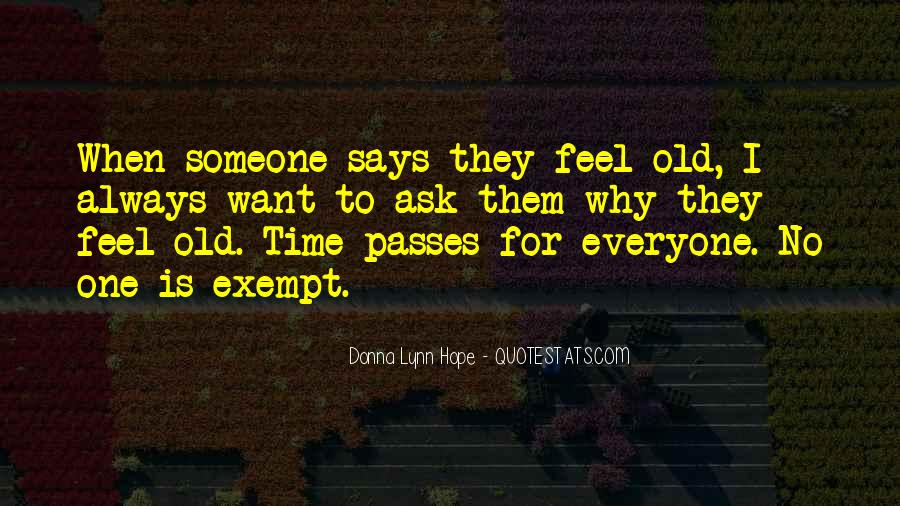 Quotes About Time Passes #650819