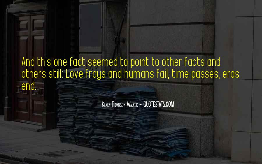 Quotes About Time Passes #652337