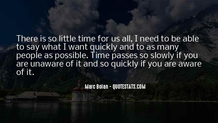 Quotes About Time Passes #679054