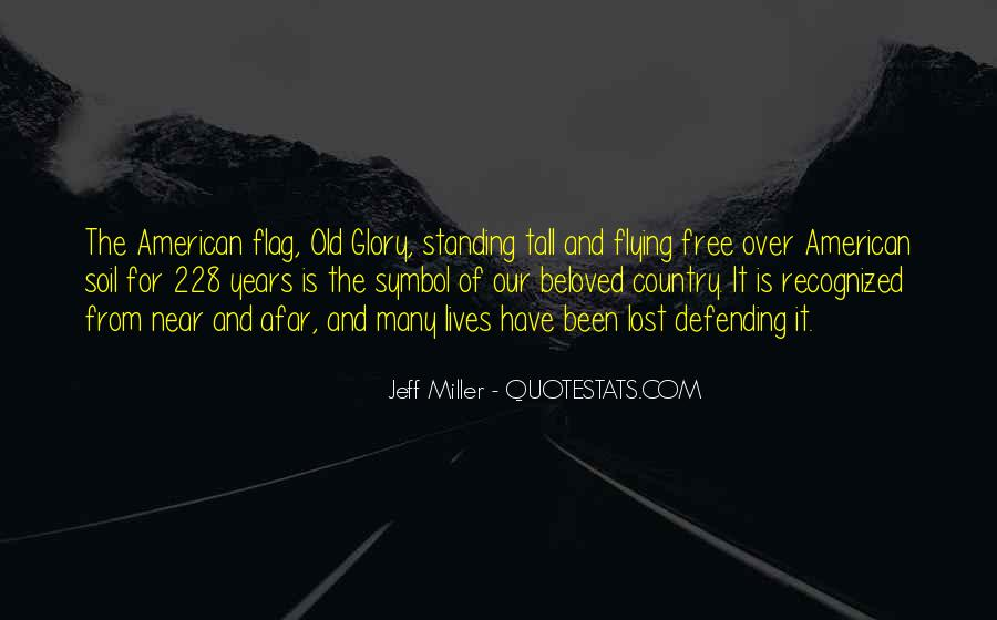 Quotes About Standing Up For Something #12112