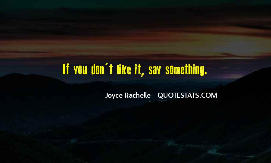 Quotes About Standing Up For Something #1271872