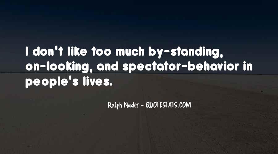 Quotes About Standing Up For Something #765