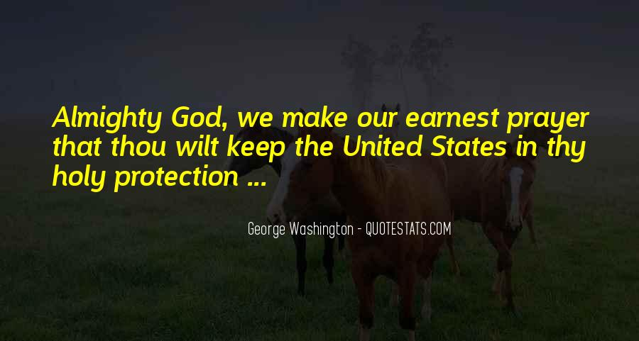 Quotes About God From George Washington #1758969