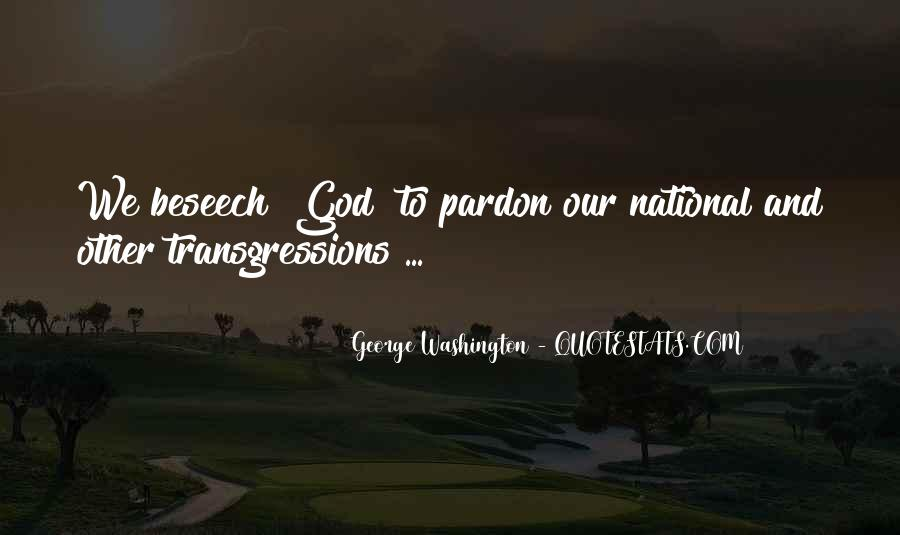 Quotes About God From George Washington #177162