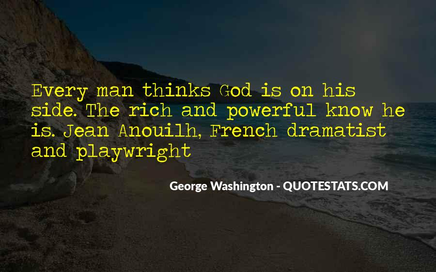 Quotes About God From George Washington #610207