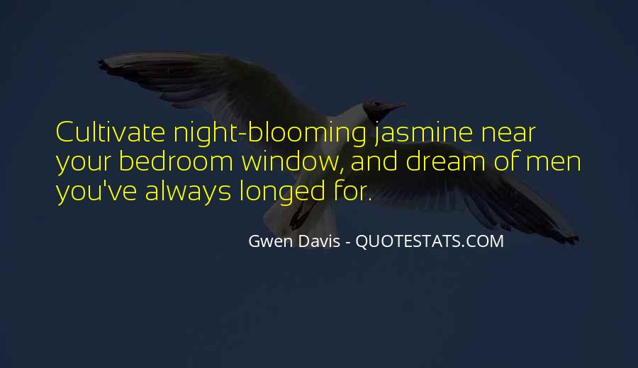 Quotes About Jasmine #189710