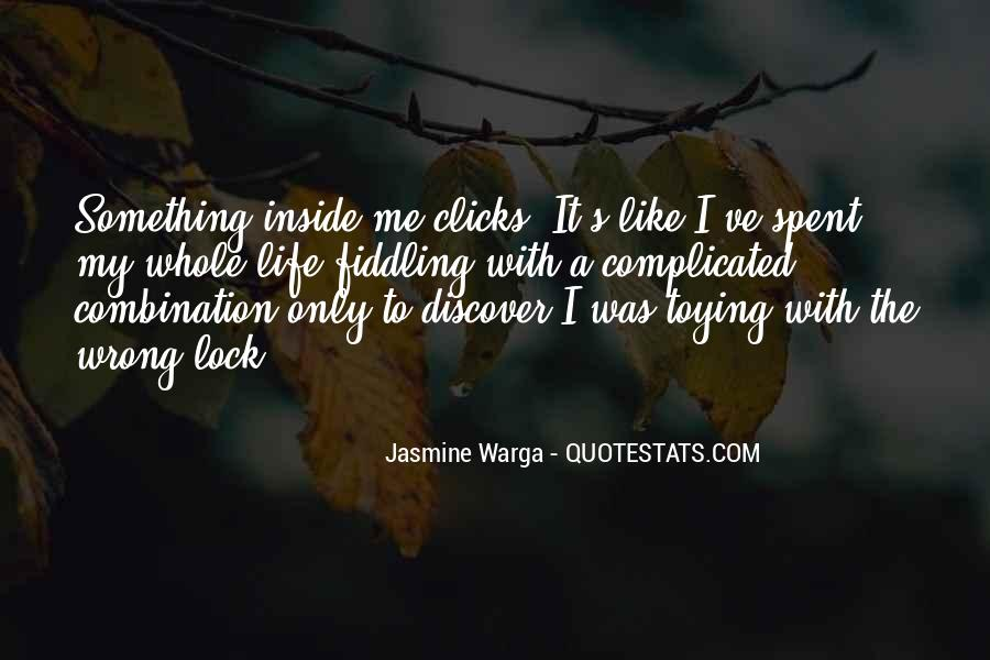 Quotes About Jasmine #199099