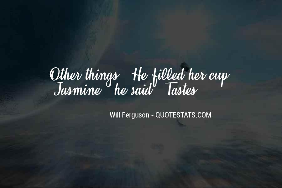 Quotes About Jasmine #281449
