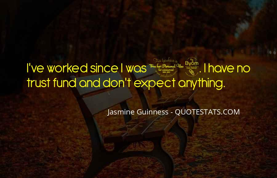 Quotes About Jasmine #464532