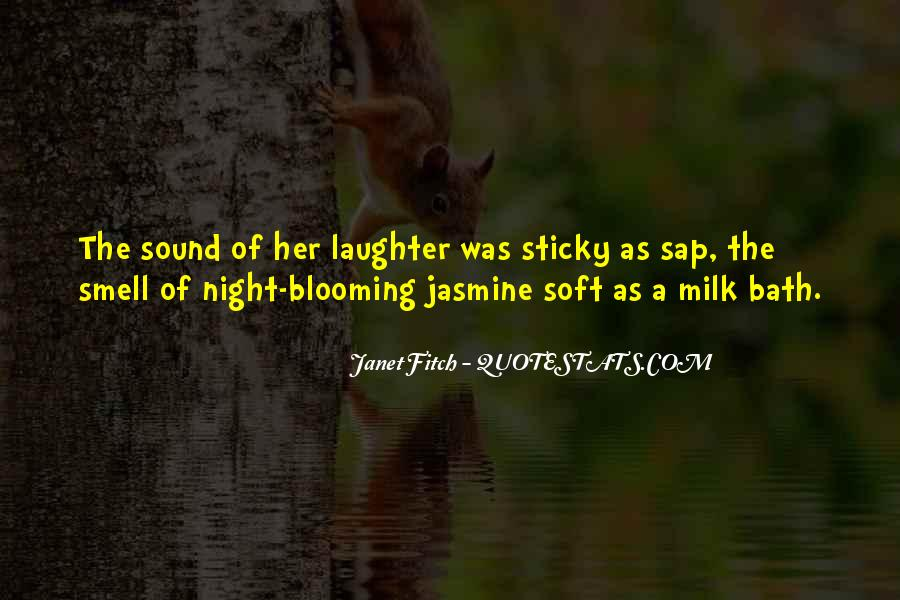 Quotes About Jasmine #585894
