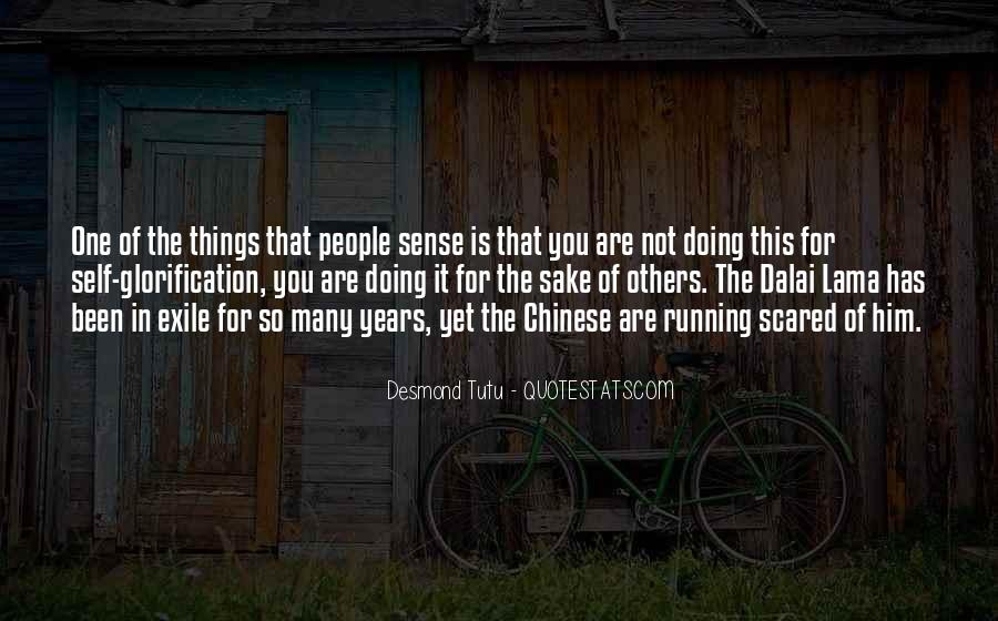 Quotes About Not Doing Things For Others #1159740