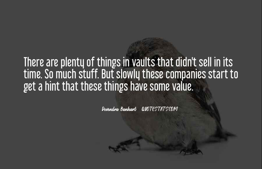Quotes About Vaults #1866521