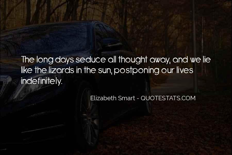 Quotes About Postponing #1296730