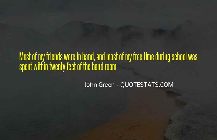 Quotes About School And Friends #18504