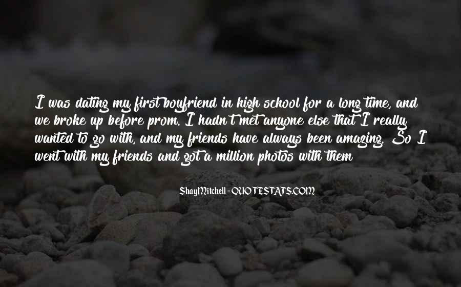 Quotes About School And Friends #210045