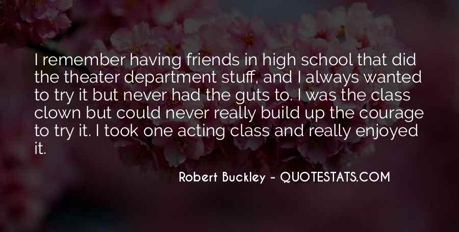 Quotes About School And Friends #299479