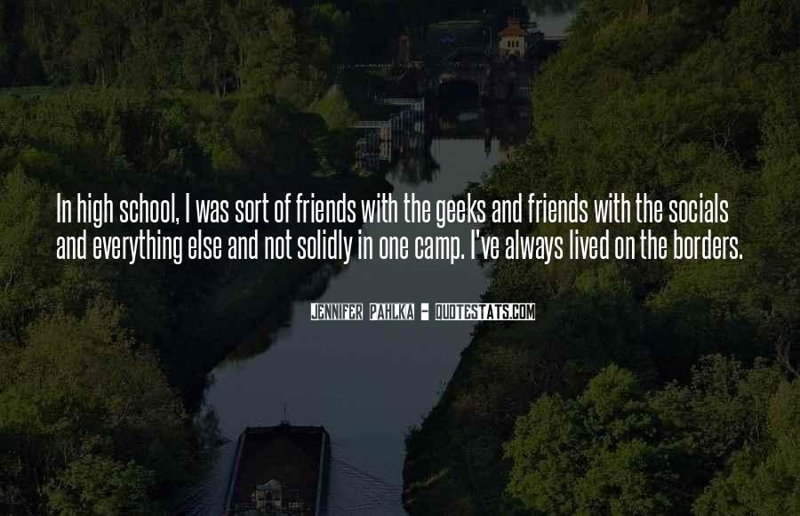 Quotes About School And Friends #346925