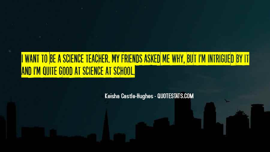 Quotes About School And Friends #364126