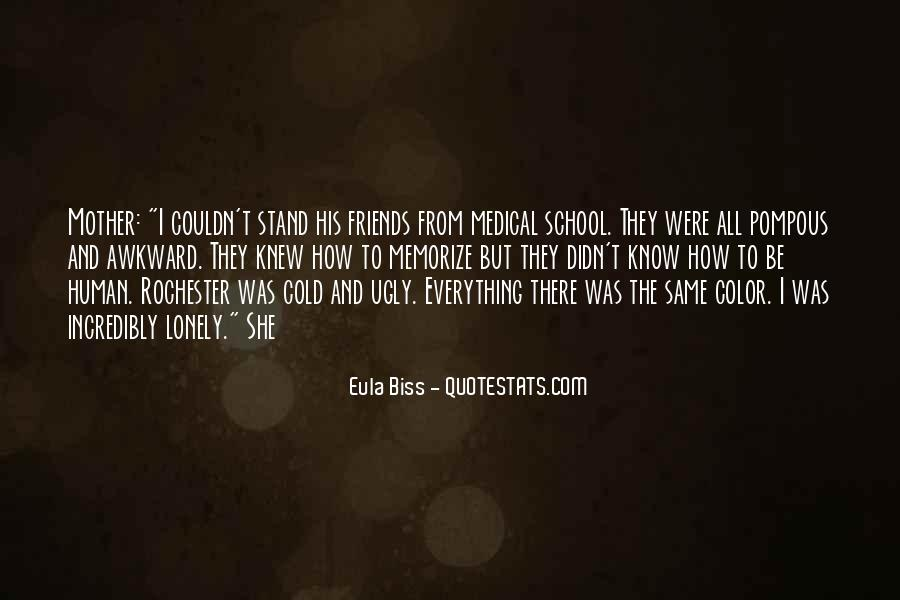 Quotes About School And Friends #39087