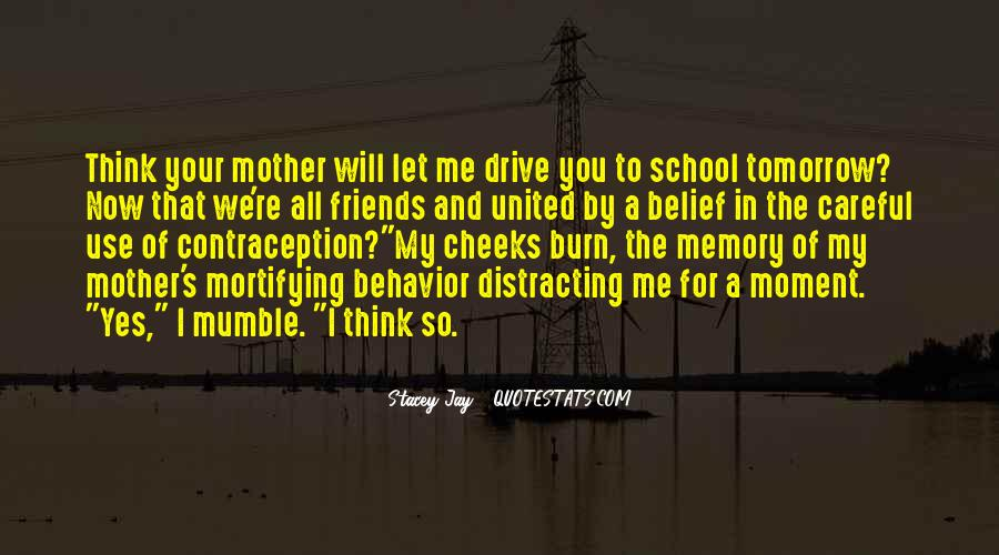 Quotes About School And Friends #40966