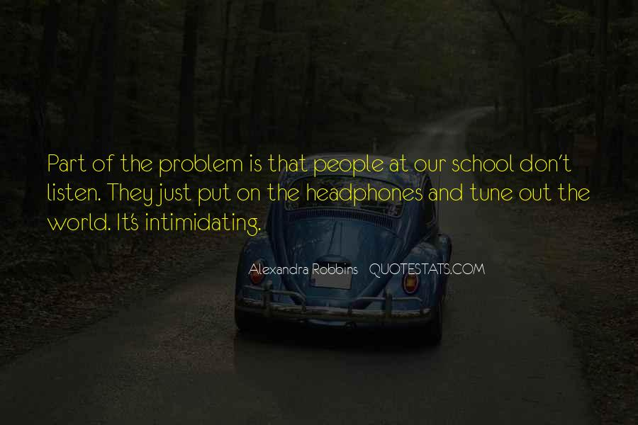 Quotes About School And Friends #449598