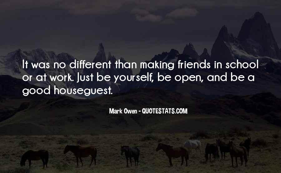 Quotes About School And Friends #591817