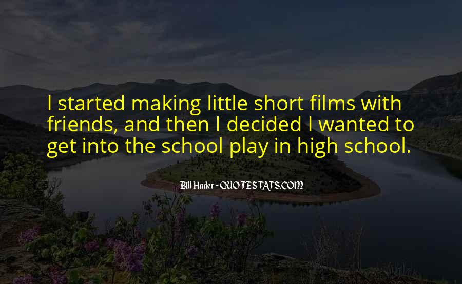 Quotes About School And Friends #63850