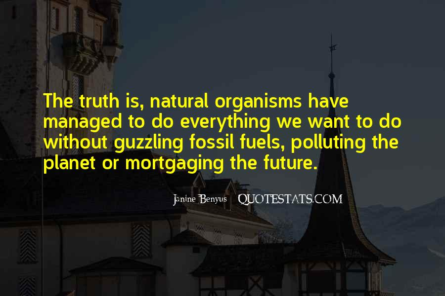 Quotes About Fossil Fuels #1153061