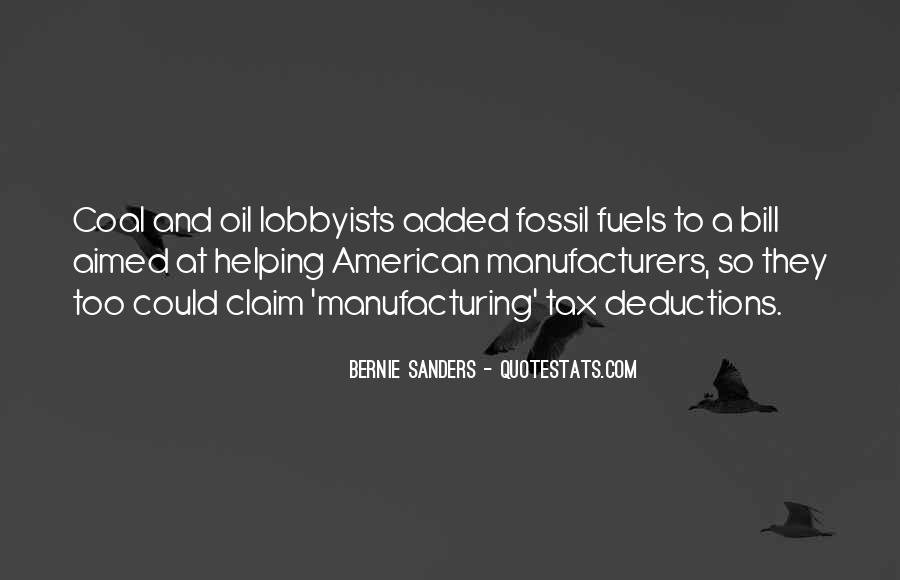 Quotes About Fossil Fuels #1230672
