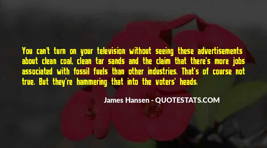 Quotes About Fossil Fuels #20413